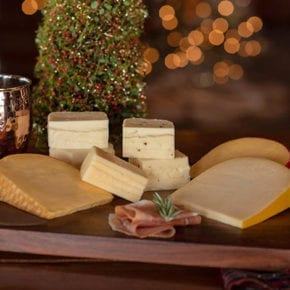 Legacy Cheese Collection Holiday Gift Basket